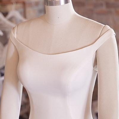 Maggie Sottero Wedding Dress Bevan 21MW837 bp03