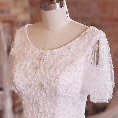 Maggie Sottero Wedding Dress Garnett 21MT858 bp03