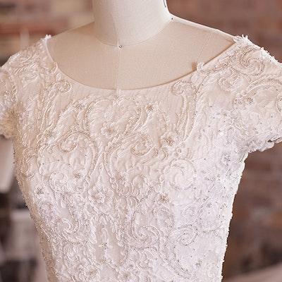 Maggie Sottero Wedding Dress Pearson 21MW853 bp03