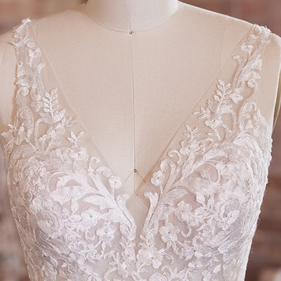 Rebecca Ingram Wedding Dress Faustine 21RT845 bp03