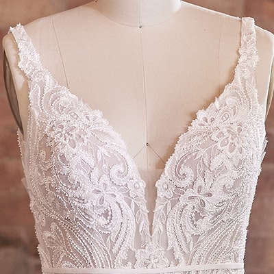 Rebecca Ingram Wedding Dress Isabella 21RS782 bp03