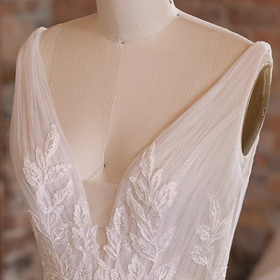 Rebecca Ingram Wedding Dress Jenessa 21RS777 bp03