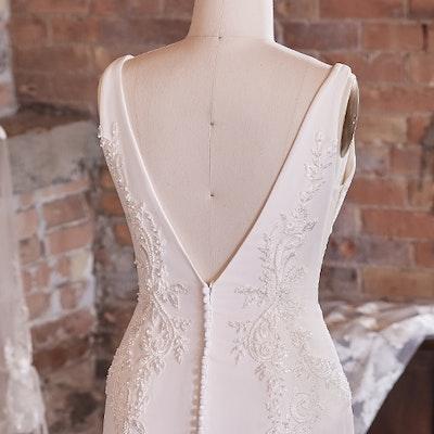 Maggie Sottero Wedding Dress Adrianna 21MS803 bp04