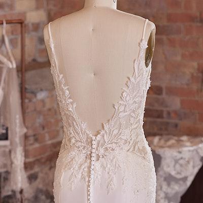 Rebecca Ingram Wedding Dress Alda 21RN752 bp04
