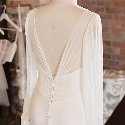 Rebecca Ingram Wedding Dress Bobbi 21RK785 bp04
