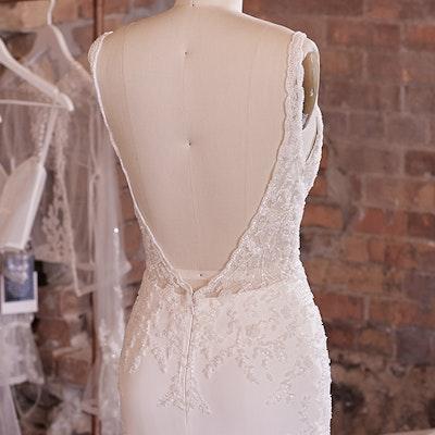 Rebecca Ingram Wedding Dress Carmen-Lynette 20RK724B bp04