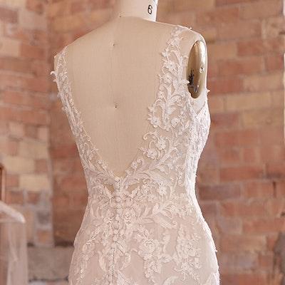 Rebecca Ingram Wedding Dress Faustine 21RT845 bp04