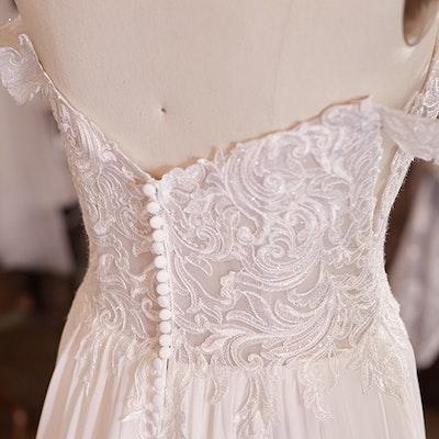 Rebecca Ingram Wedding Dress Heather 21RS760 bp04