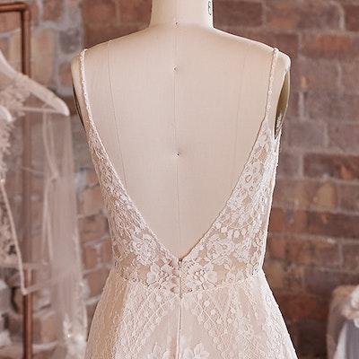 Rebecca Ingram Wedding Dress Keating 21RN865 bp04