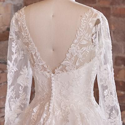 Rebecca Ingram Wedding Dress Tessa 21RC854 bp04