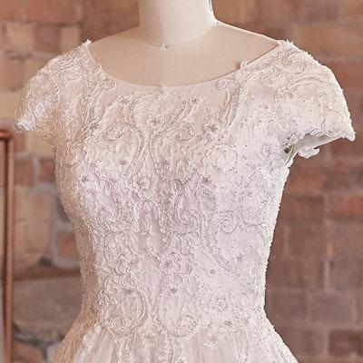 Maggie Sottero Wedding Dress Pearson 21MW853 bp02