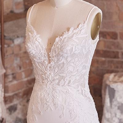 Rebecca Ingram Wedding Dress Alda 21RN752 bp02