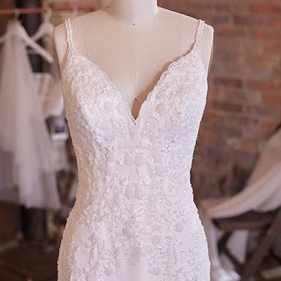 Rebecca Ingram Wedding Dress Carmen-Lynette 20RK724B bp02