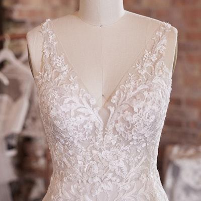 Rebecca Ingram Wedding Dress Faustine 21RT845 bp02