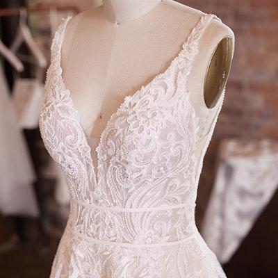 Rebecca Ingram Wedding Dress Isabella 21RS782 bp02