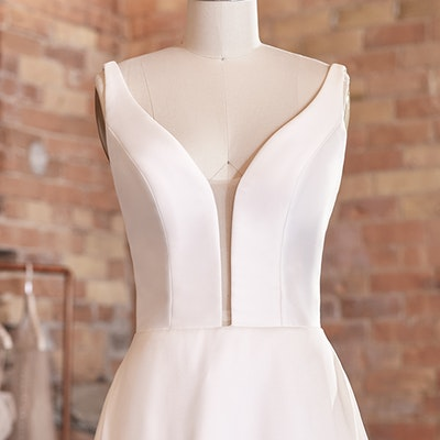Rebecca Ingram Wedding Dress Pearl 21RW804 bp02