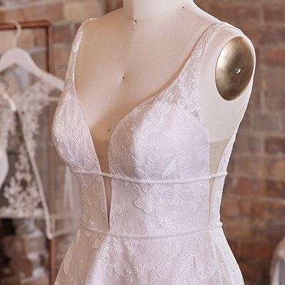 Rebecca Ingram Wedding Dress Rubena 21RC818 bp02