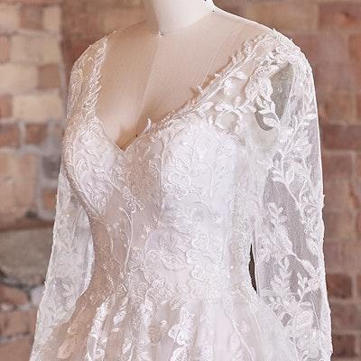 Rebecca Ingram Wedding Dress Tessa 21RC854 bp02