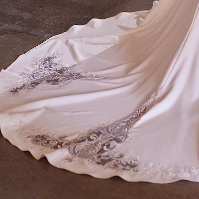 Rebecca Ingram Wedding Dress Carole 21RC834B bp08