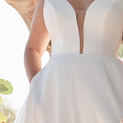 Rebecca Ingram Wedding Dress Pearl 21RW804 bp08