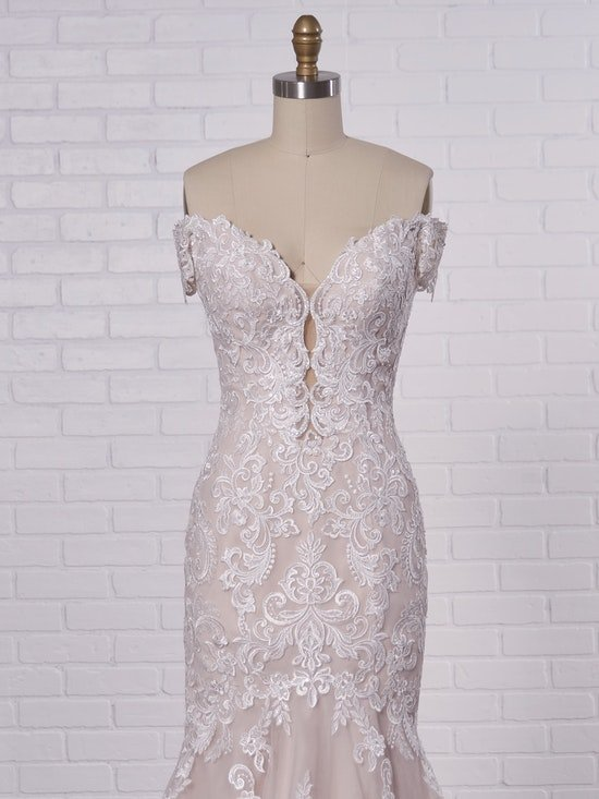 Maggie Sottero Wedding Dress Keeva 21MS788 Color3