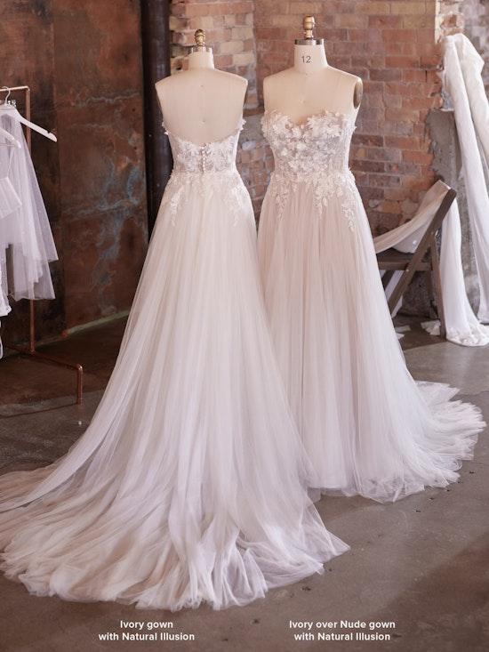 Maggie Sottero Wedding Dress Mirra 21MN810 Color3