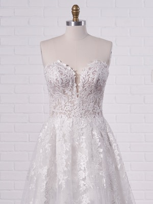 Maggie Sottero Wedding Dress Nora 21MS796 Color1