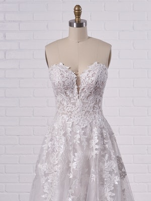 Maggie Sottero Wedding Dress Nora 21MS796 Color2