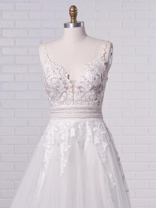 Maggie Sottero Wedding Dress Ohara 21MS813 Color2