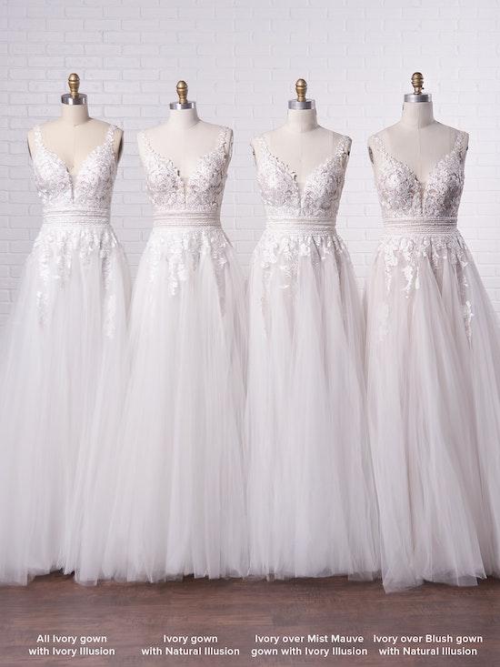Maggie Sottero Wedding Dress Ohara 21MS813 Color5
