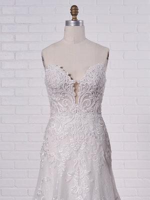 Maggie Sottero Wedding Dress Sedona 21MS807 Color1