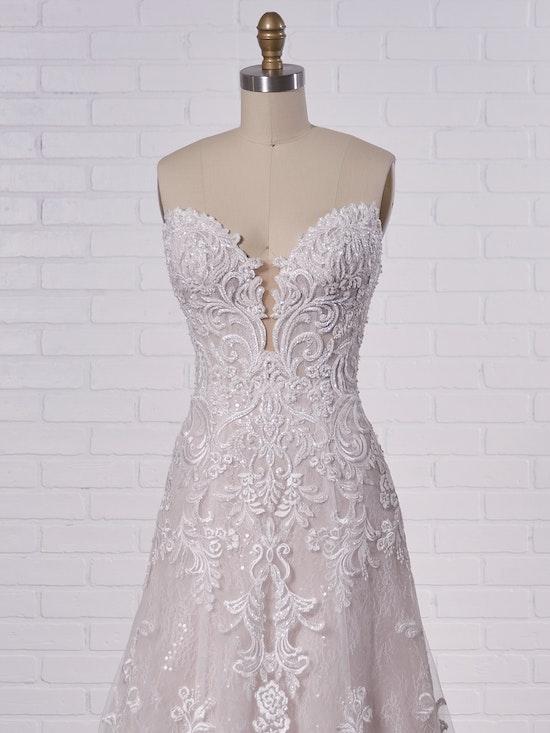 Maggie Sottero Wedding Dress Sedona 21MS807 Color2