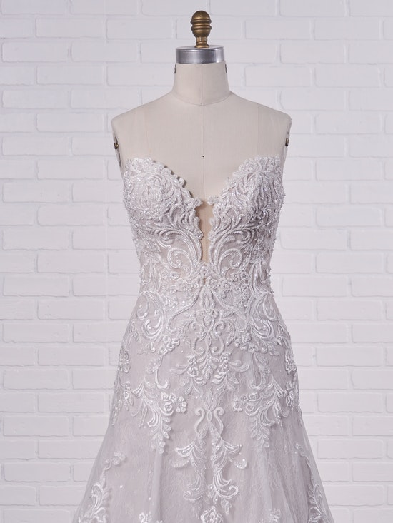 Maggie Sottero Wedding Dress Sedona 21MS807 Color3