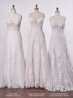 Maggie Sottero Wedding Dress Sedona 21MS807 Color4