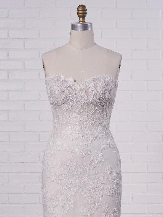 Rebecca Ingram Wedding Dress Dallas 21RK828 Color1