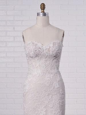 Rebecca Ingram Wedding Dress Dallas 21RK828 Color2