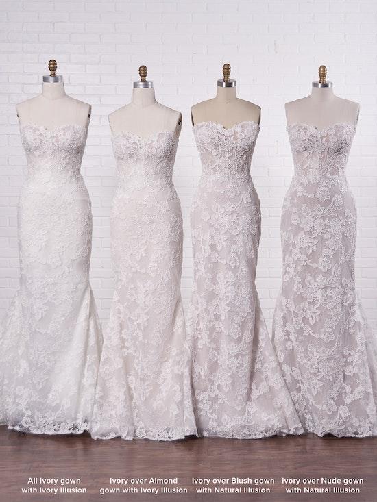 Rebecca Ingram Wedding Dress Dallas 21RK828 Color5