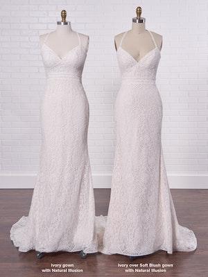 Rebecca Ingram Wedding Dress Esmeralda 21RS830 Color3