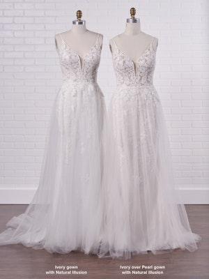 Rebecca Ingram Wedding Dress Fantasia 21RW776 Color3