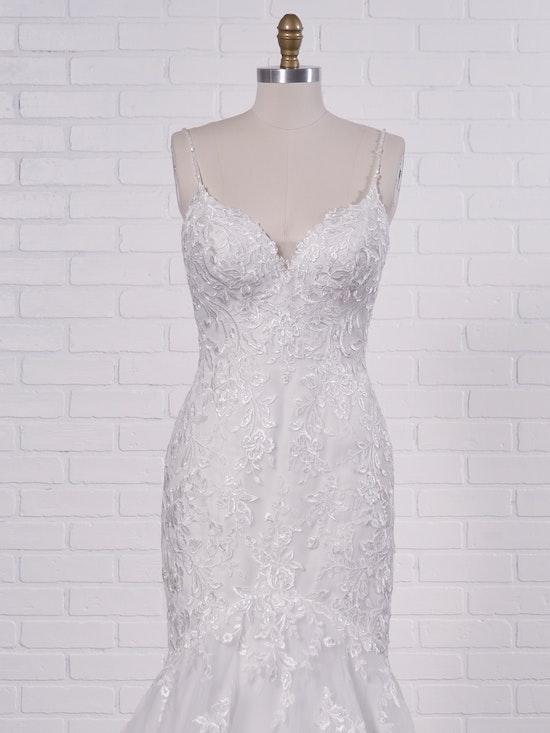 Rebecca Ingram Wedding Dress Forrest 21RC835A Color1