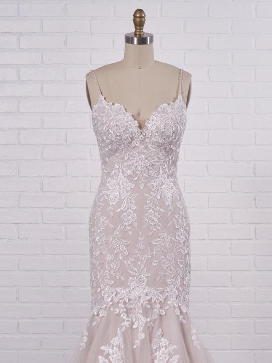 Rebecca Ingram Wedding Dress Forrest 21RC835A Color2