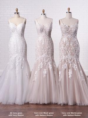 Rebecca Ingram Wedding Dress Forrest-Lynette 21RC835B Color4