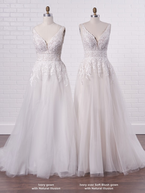 Rebecca Ingram Wedding Dress Isabella 21RS782 Color3
