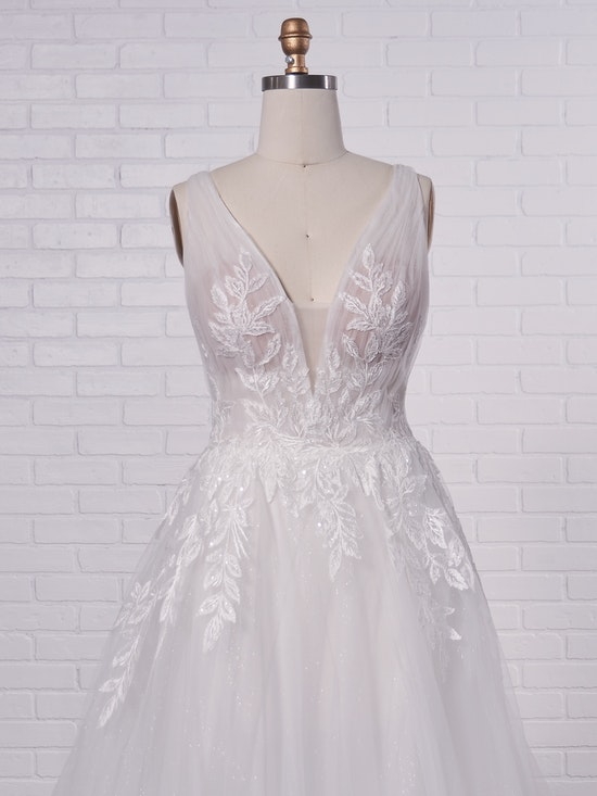 Rebecca Ingram Wedding Dress Jenessa 21RS777 Color1