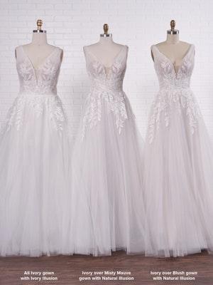 Rebecca Ingram Wedding Dress Jenessa 21RS777 Color4