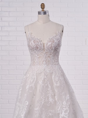Rebecca Ingram Wedding Dress Katiya 21RS827 Color2