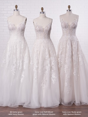Rebecca Ingram Wedding Dress Katiya 21RS827 Color4