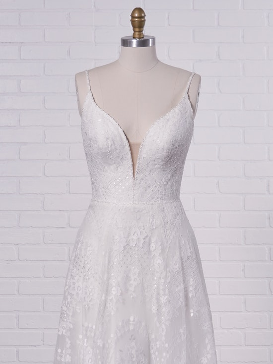 Rebecca Ingram Wedding Dress Keating 21RN865 Color1