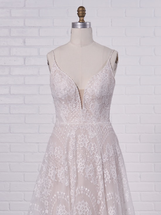Rebecca Ingram Wedding Dress Keating 21RN865 Color2