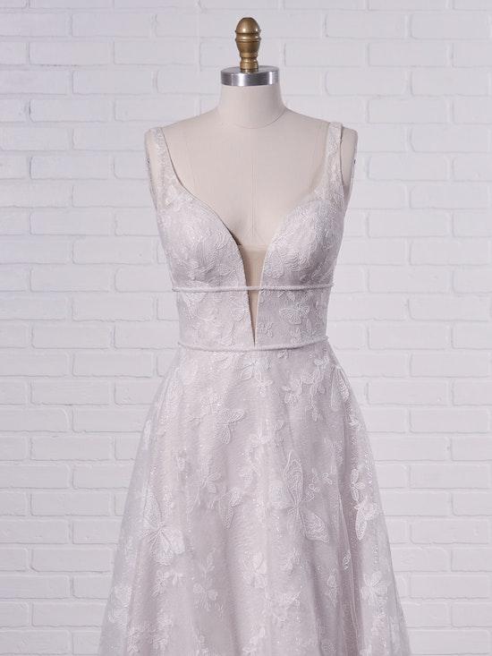 Rebecca Ingram Wedding Dress Rubena 21RC818 Color2